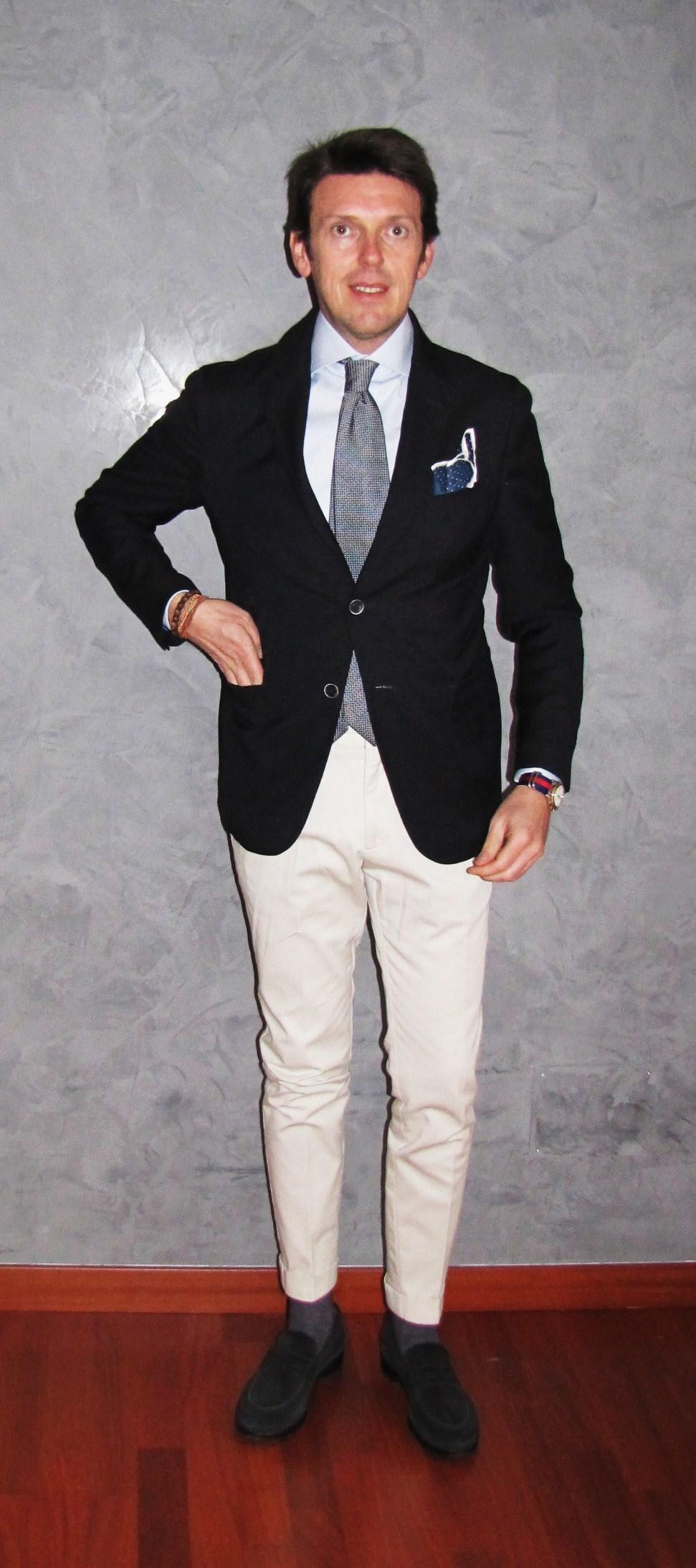 Outfit Matrimonio Uomo Spezzato : Proporzioni giacca aboutaman