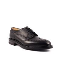 scarpa-stringata-church-s-grafton-in-pelle-martellata-nera