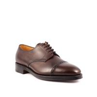 scarpa-stringata-john-lobb-russel-in-pelle-marrone