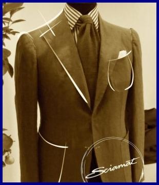 La giacca napoletana svela i suoi segreti…