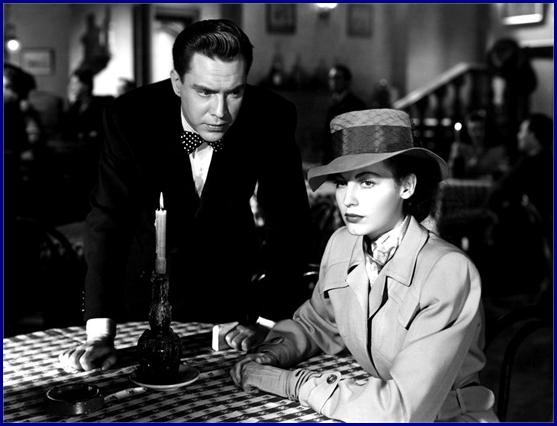 THE KILLERS, Edmond O'Brien, Ava Gardner, 1946